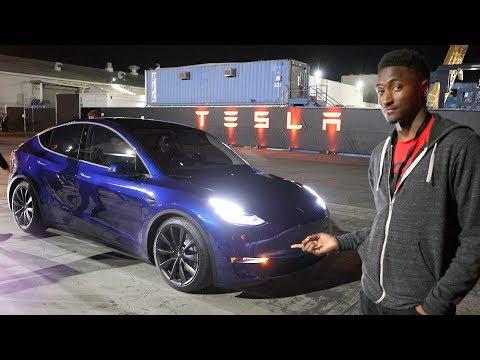 Tesla Model Y Impressions!