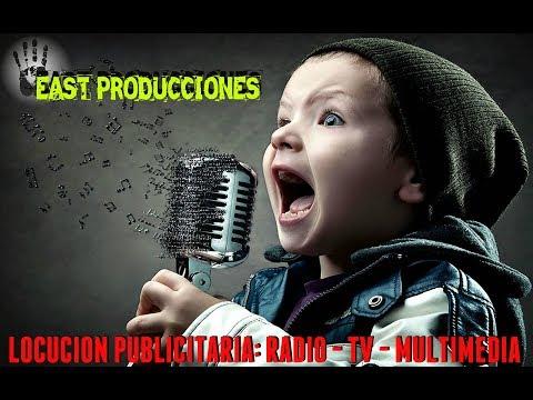 LOCUCIÓN PUBLICITARIA: RADIO - TV - MULTIMEDIA