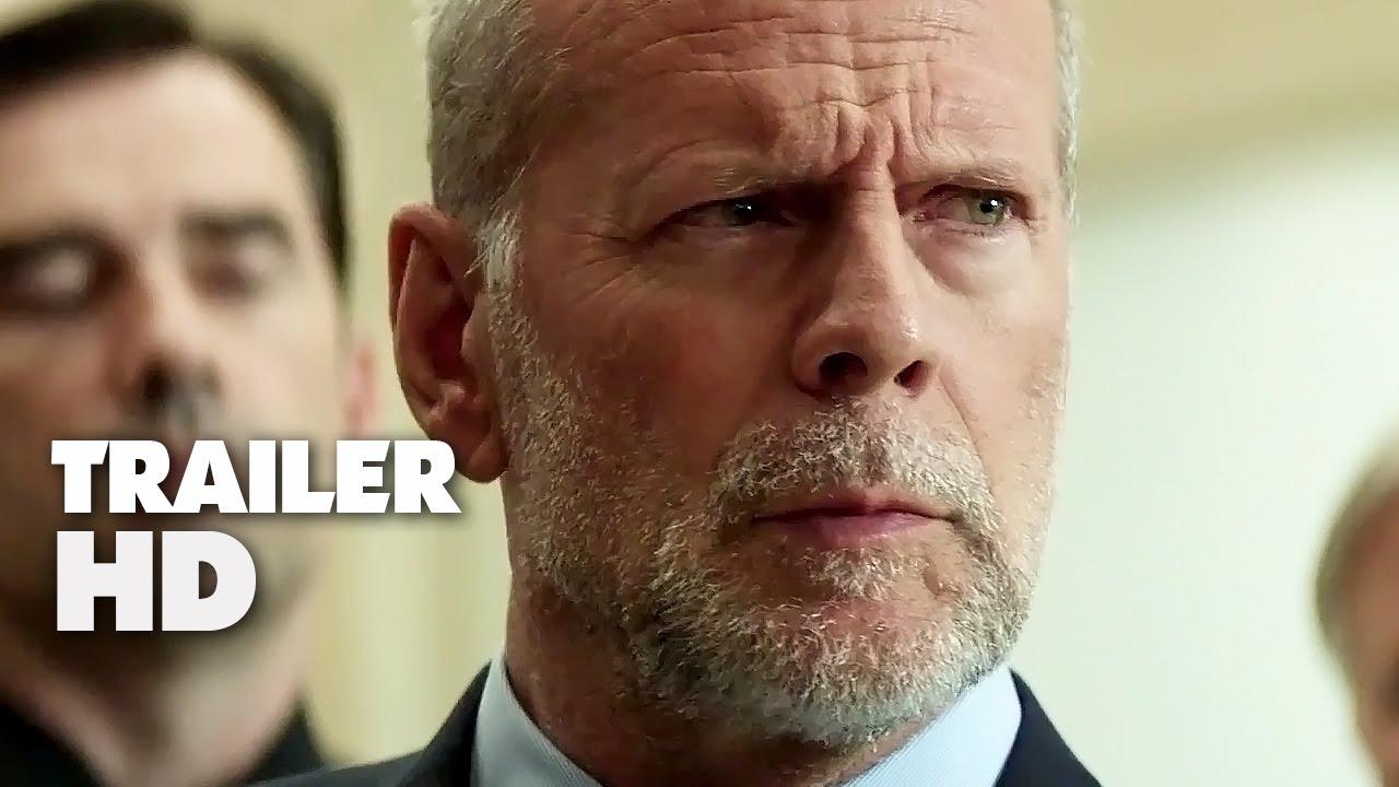 Marauders - Official Film Trailer 2016 - Bruce Willis ... Bruce Willis Movies