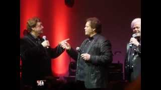 The Osmonds Long Haired Lover From Liverpool live at Liverpool Philharmonic Hall 10th April 2012