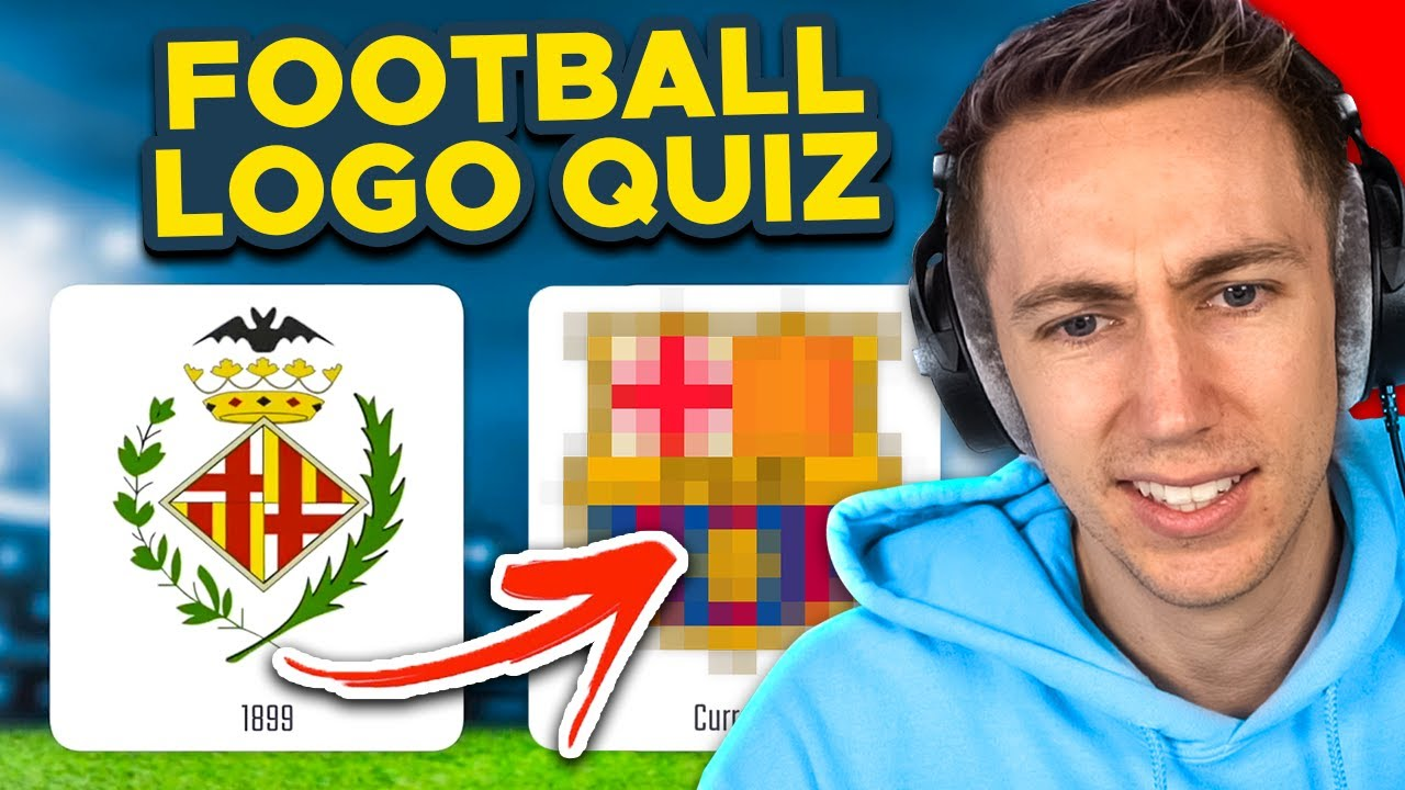 $10,000 Impossible Football Logo Quiz