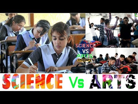 Science Vs Arts Students Part 1 | Comedy SuperFast  |