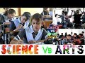 Science Vs Arts Students | Part 1 | 2018 New Addition Full  Comedy 😂| Comedy SuperFast  |