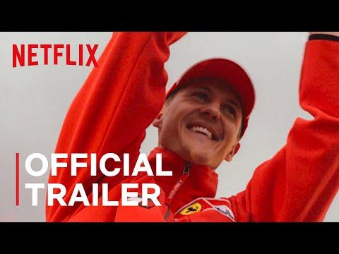 SCHUMACHER | Official Trailer | Netflix