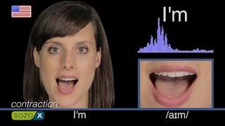 How To Pronounce I'M - Improve English Pronunciation 英語の発音 pronunciación de Inglés 美國英語