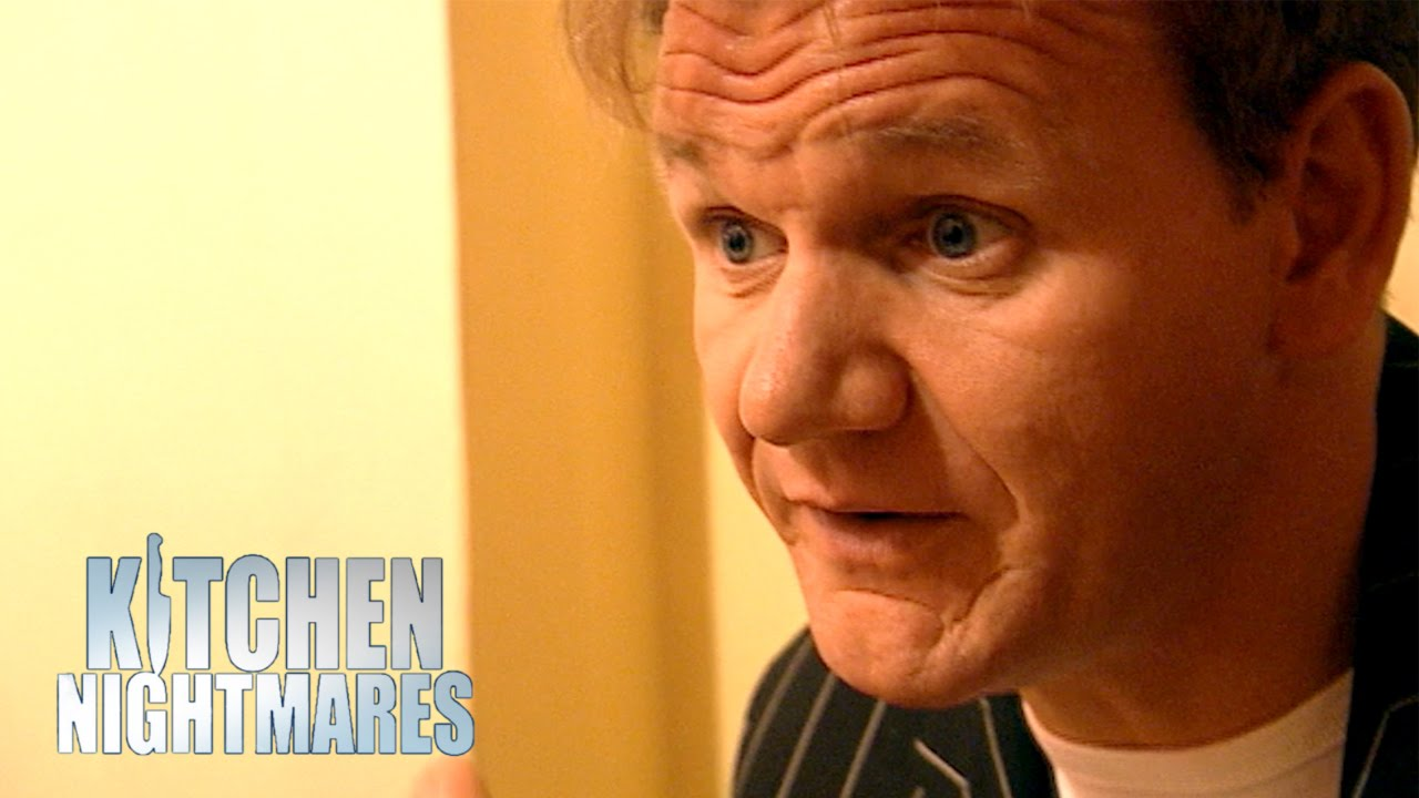Classic American Restaurant Kitchen Nightmares gordon likes the food! - classic kitchen nightmares - youtube