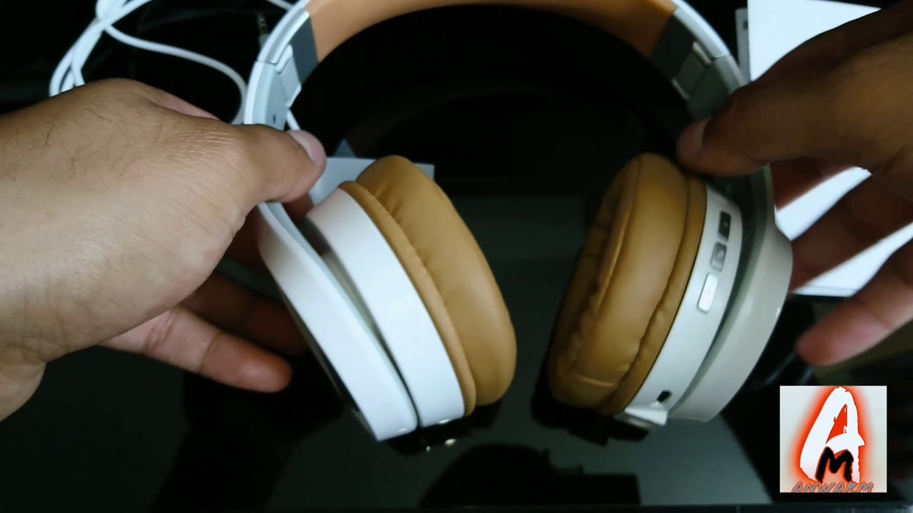 02d21eb7e6f Nubwo S1 Headphone (Review) - YouTube