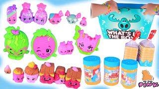 Семейки #ШОПКИНС! МАЛЕНЬКИЕ СЕКРЕТЫ! ПИКМИ ПОПС! Shopkins Surprise Families Посылка от Moose Toys