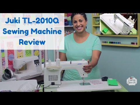 JUKI TL- 2010Q Sewing Machine Review