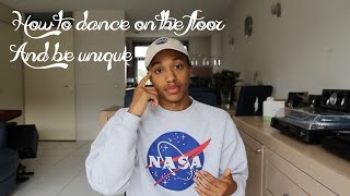 Floorwork & Being Unique | How to Hip Hop Freestyle Dance Questions | AskAParadox 9#