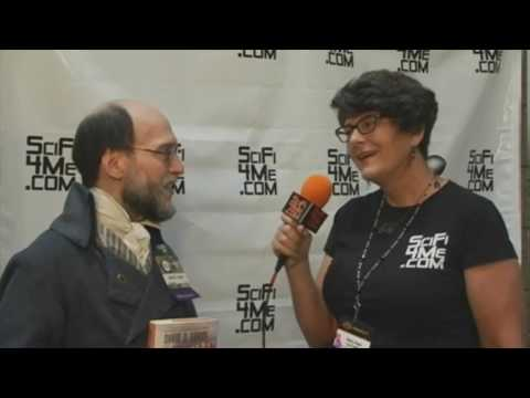 Worldcon 74 Interview: author David Levine