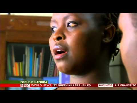 Nairobi Dev Coding School - BBC World News