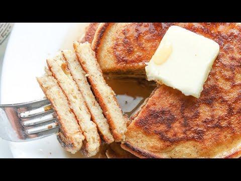 How To Make Keto Pancakes | THE BEST Low Carb Pancake Recipe