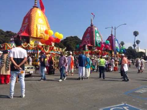 Los Angeles Ratha-yatra Live Broadcast Archive - 8-6-17