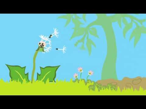 Dandelion life cycle animation youtube dandelion life cycle animation ccuart Image collections