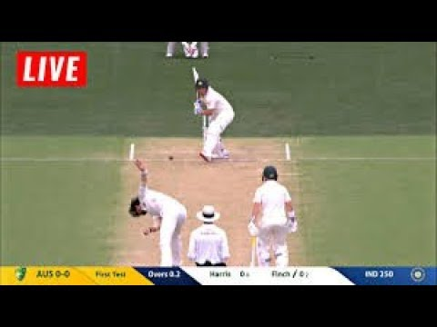 Live: IND Vs AUS 2ND Test | LIVE SCORE  | 2018 Series en streaming