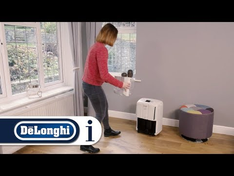 Support and Manuals | AriaDry Slim Dehumidifier 16L DES 16EW