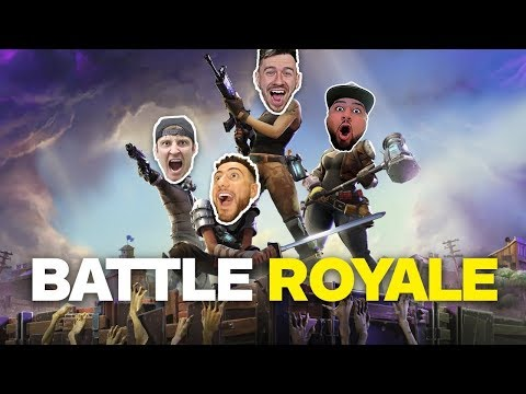 SUBSCRIBER SUNDAYS - FORTNITE BATTLE ROYALE WITH TEAM ALBOE!!