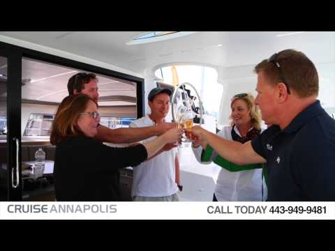 Charter with Cruise Annapolis