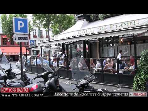 Paris, France - Visite Guidée du Quartier de Saint-Germain-des-Prés (Partie 1)