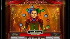 Online Casino    Knights Quest, Different Freegames