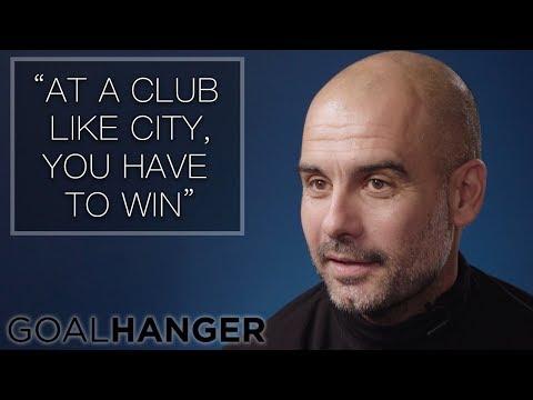 Pep Guardiola EXTENDED INTERVIEW | The Premier League Show