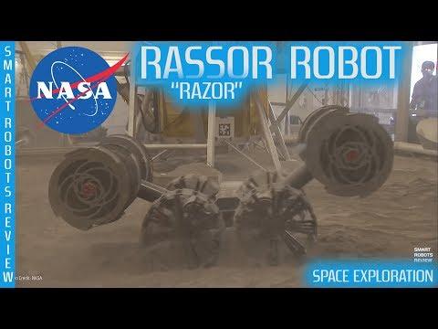 NASA's RASSOR Space Mining Robot - Smart Robots Review