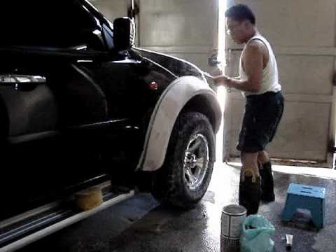 Wider Fender Flares Youtube