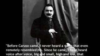 Enrico Caruso - Core 'ngrato. Digitally remastered.