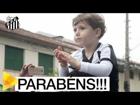 Subsede promove evento para celebrar os 105 anos do Santos FC