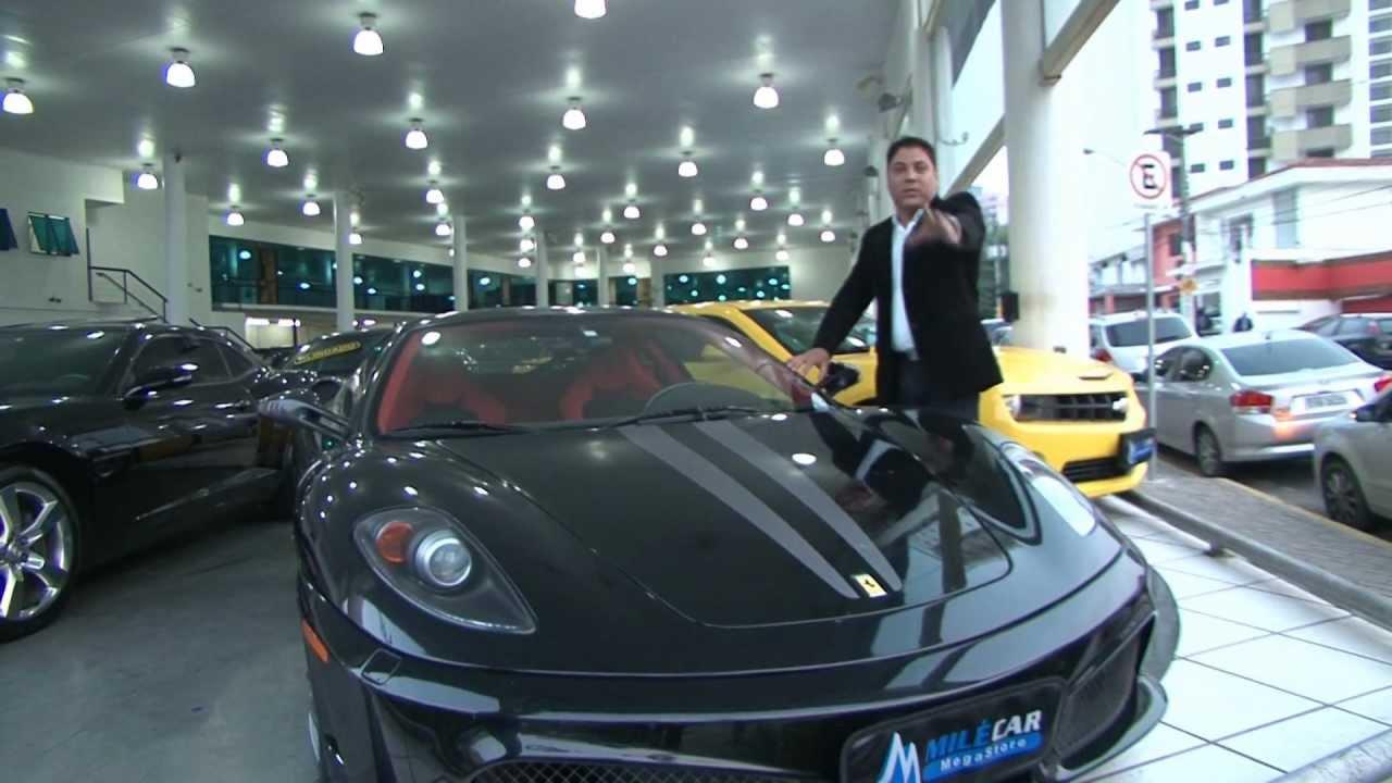 Mile Car Megastore Promo 1 Ferrari F430 Scuderia Youtube