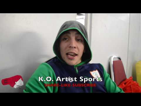 Michael Conlan on McGregor coming to pro debut, headling in MSG and much more!