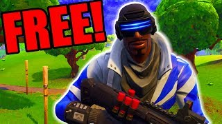 "How To Get A FREE New Fortnite Skin! ""Blue Striker"" Fortnite Battle Royale"