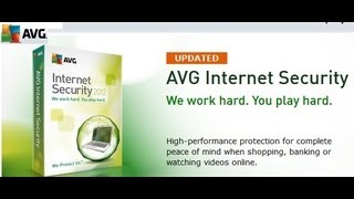 License Key AVG Internet Security 2013 until 2018!