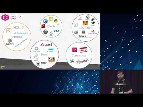 Ethereum's Roadmap - Hudson Jameson at Construct 2017 Conference