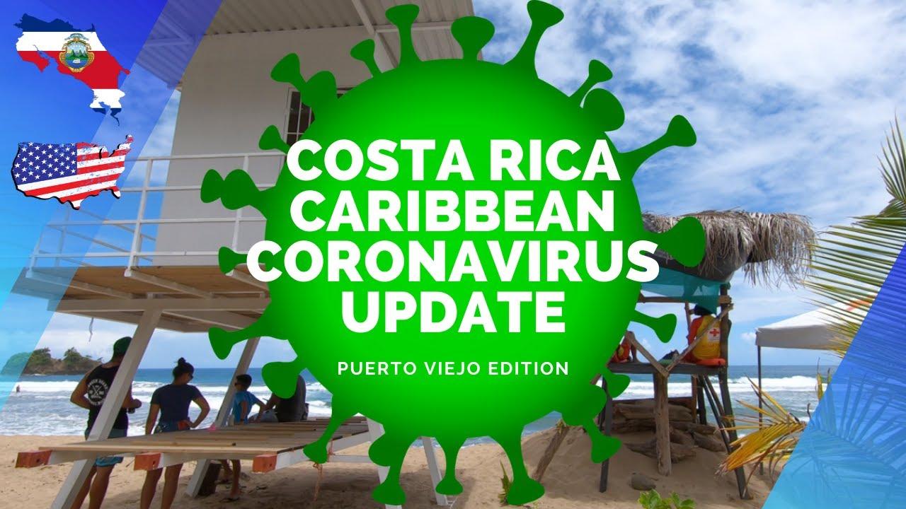 Costa Rica Caribbean Coronavirus Update March 14, 2020