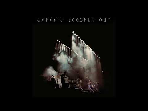 Squonk - Genesis (Seconds Out) [Live]