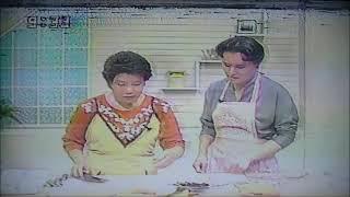 누룽지탕 - 안승춘 요리연구가