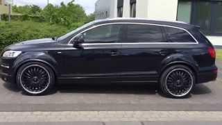 Audi Q 7 Tuning V8 22 Zoll