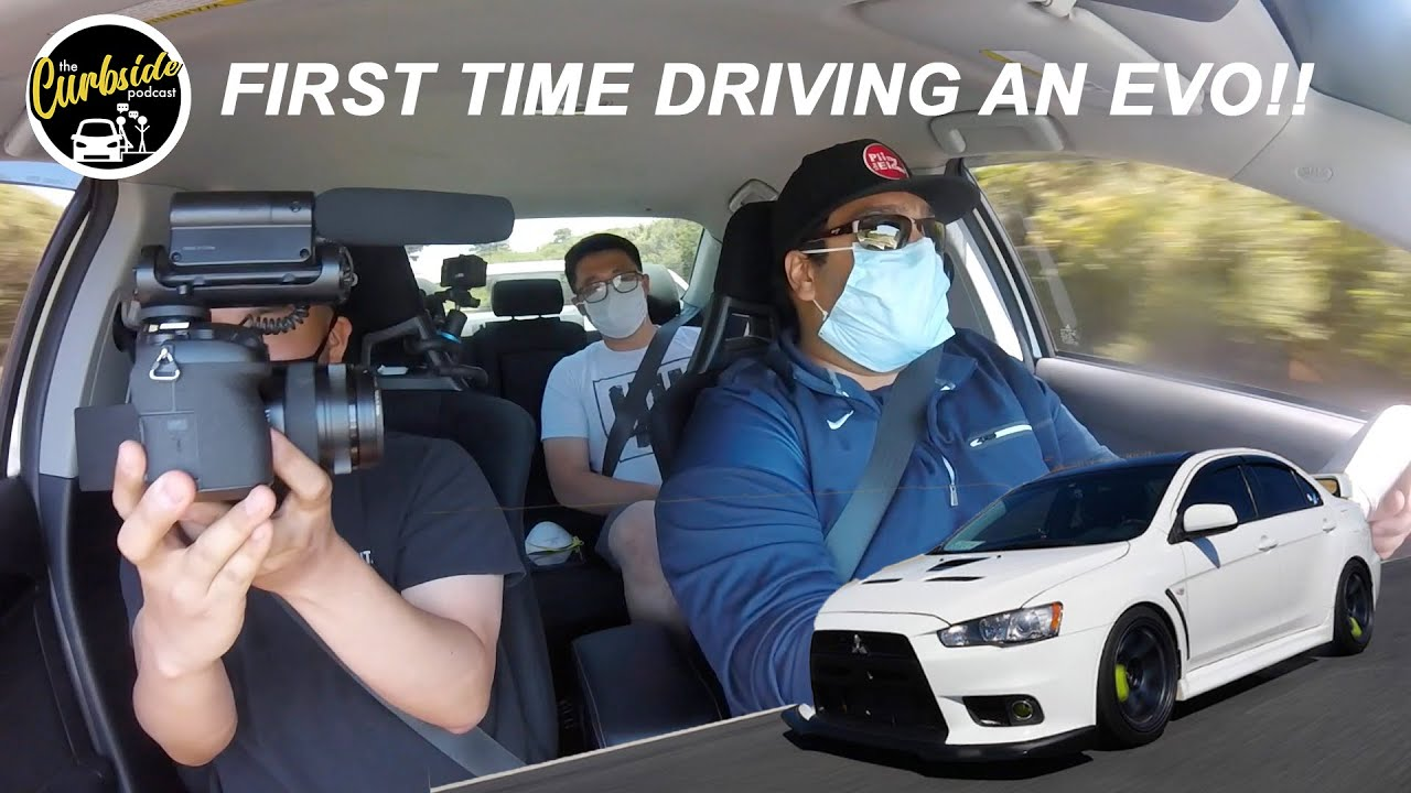 Converting Parth to JDM! - Evo X First Drive Review? (Kinda)