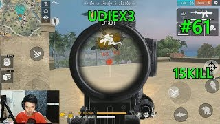 UDiEX3 - Free Fire Highlights#61