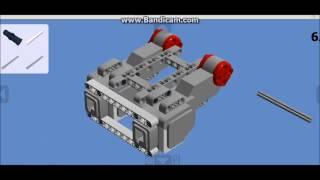 Способы соединения 2 больших моторов Lego Mindstorms Ev3