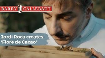 Discover Mona Lisa 3D Studio - Jordi Roca creates 'Flore de Cacao'