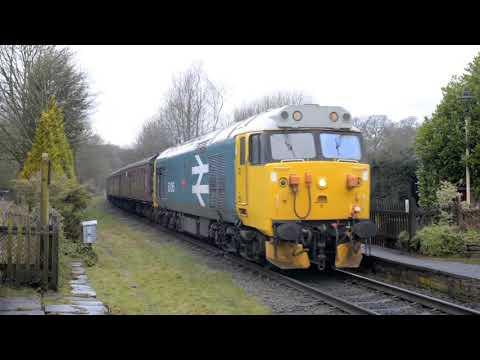 East Lancashire Railway - Spring Diesel Gala 2018