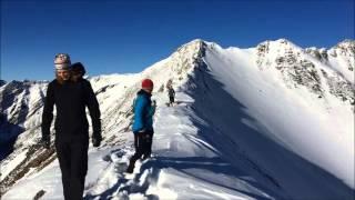 Gap Peak with the Calgary Alpine Runners