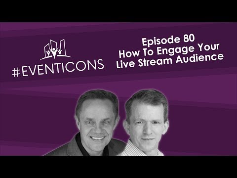 Interview with Martin Shepherdly, Paul Cook - #EventIcons Episode 80