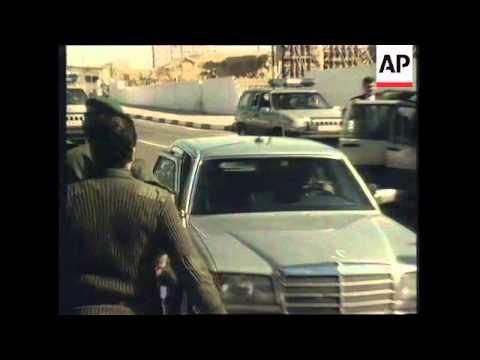 ISRAEL: GAZA: 5 ARRESTED IN YASSER ARAFAT ASSASSINATION PLOT