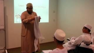 Cara Memakai Serban Oleh Ustaz Muslim