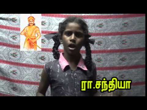 Inspire Speech about Veerapandiya kattapomman
