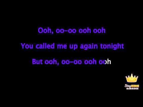 ►Taylor Swift - We Are Never Ever Getting Back Together (Karaoke Version)